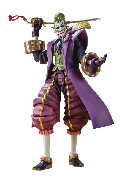 NINJA BATMAN JOKER DEMON KING S.H.FIGUARTS ACTIONFIGUR