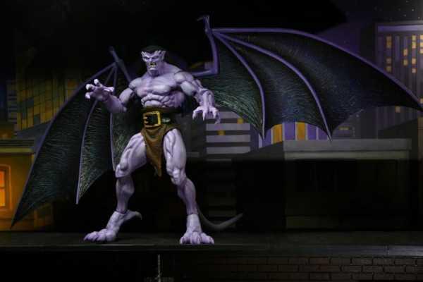 VORBESTELLUNG ! Gargoyles Ultimate Goliath 7 Inch Actionfigur