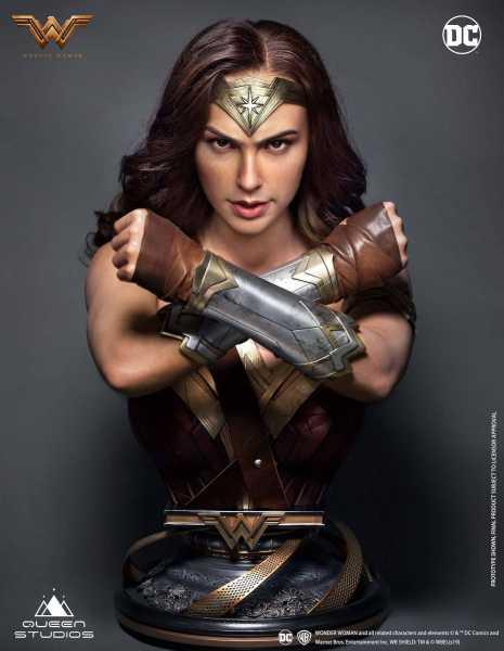 VORBESTELLUNG ! DC Comics 1/1 Wonder Woman 69 cm Büste