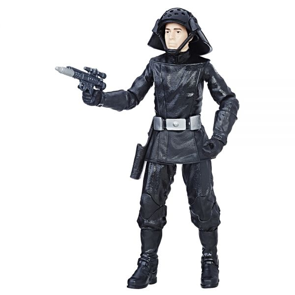 Star Wars The Black Series 40th Anniversary Death Squad Commander Actionfigur