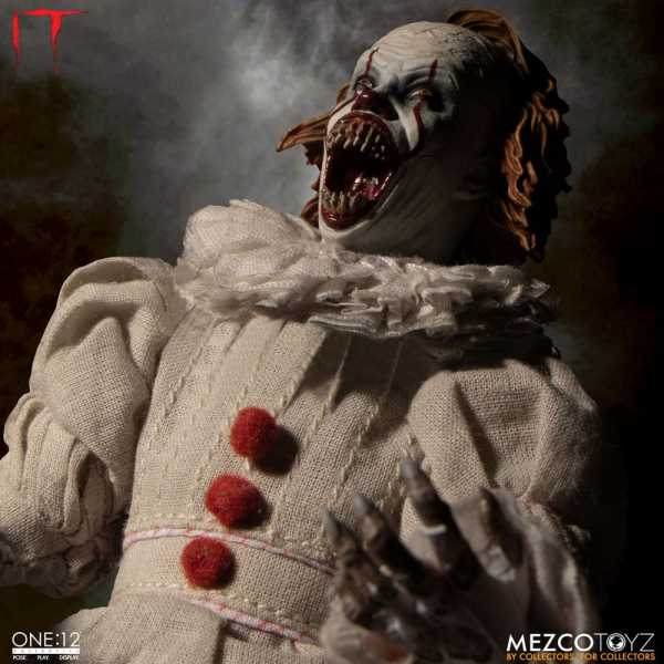 ONE-12 COLLECTIVE IT 2017 PENNYWISE ACTIONFIGUR