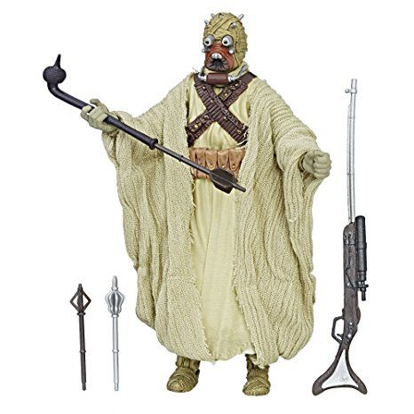 Star Wars The Black Series Tusken Raider Actionfigur