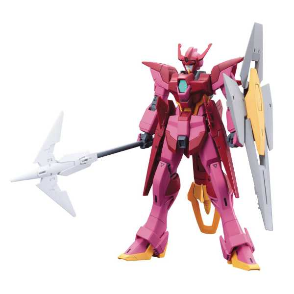 BUILD DIVERS 18 IMPULSE GUNDAM LANCIER 1/144 HGBD MODELLBAUSATZ