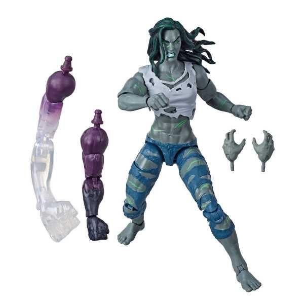 Fantastic Four Marvel Legends Hulk 6 Inch Actionfigur