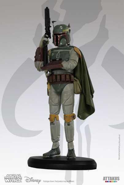 VORBESTELLUNG ! Star Wars Elite Collection Boba Fett #2 21 cm Statue
