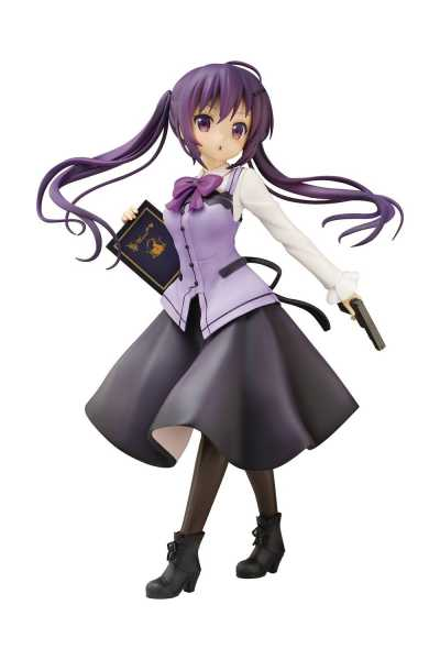 IS THE ORDER A RABBIT RIZE 1/7 PVC STATUE CAFE STYLE