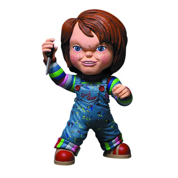 CHILDS PLAY GOOD GUY CHUCKY STYLIZED ROTO FIGUR