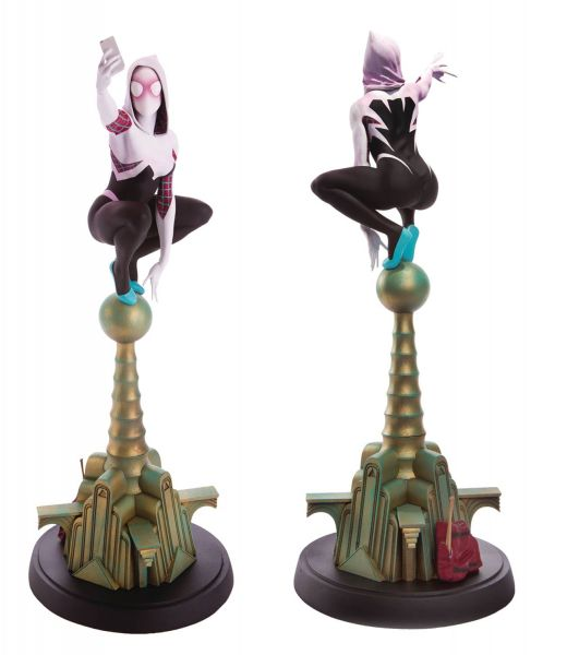 MARVEL SPIDER-GWEN STATUE BY PHANTOM CITY CREATIVE