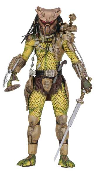 PREDATOR ULTIMATE ELDER GOLDEN ANGEL 17,5 cm ACTIONFIGUR