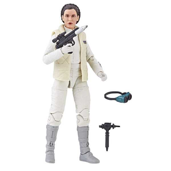 STAR WARS BLACK SERIES PRINCESS LEIA ORGANA (HOTH) ACTIONFIGUR