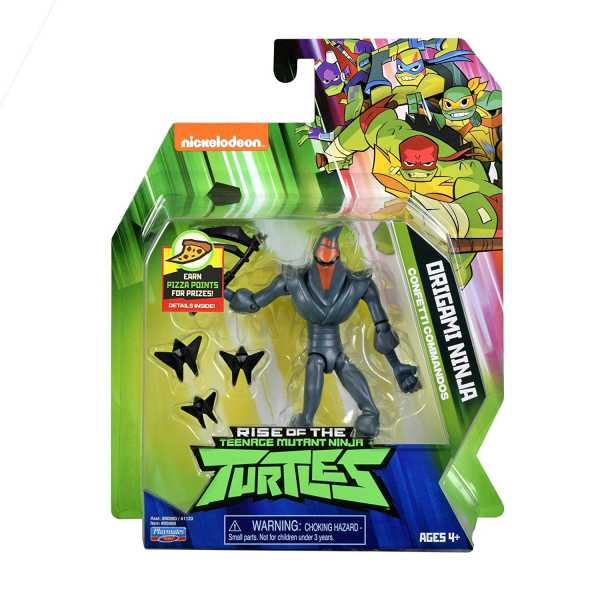 RISE OF THE TEENAGE MUTANT NINJA TURTLES ORIGAMI NINJA ACTIONFIGUR