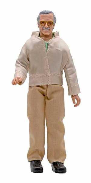 VORBESTELLUNG ! Marvel Stan Lee 20 cm Actionfigur