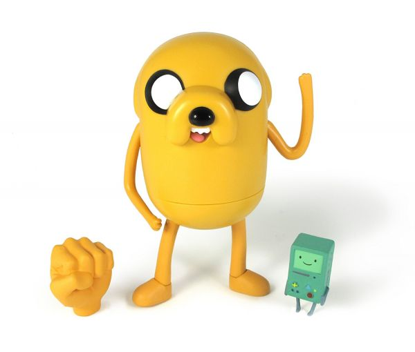 ADVENTURE TIME 12,5 cm JAKE ACTIONFIGUR