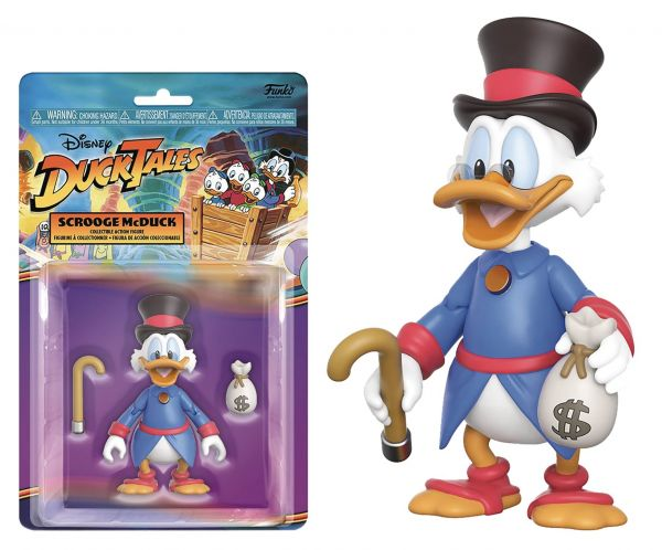FUNKO DISNEY AFTERNOON DUCKTALES SCROOGE MCDUCK ACTIONFIGUR