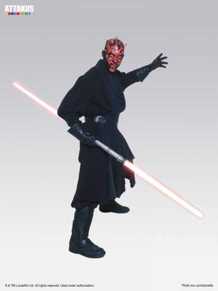 VORBESTELLUNG ! Star Wars Elite Collection Darth Maul 16 cm Statue