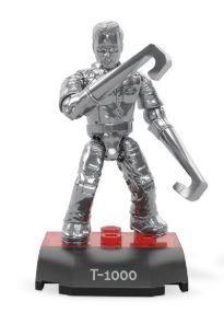 MEGA CONSTRUX HEROES T-1000 MINI ACTIONFIGUR