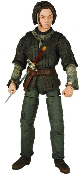 LEGACY GAME OF THRONES ARYA STARK ACTIONFIGUR