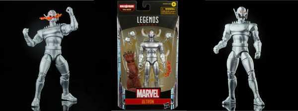 VORBESTELLUNG ! Comic Iron Man Marvel Legends Ultron 6 Inch Actionfigur