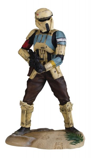 STAR WARS ROGUE 1 COLLECTORS GALLERY SHORETROOPER 22,5 cm STATUE