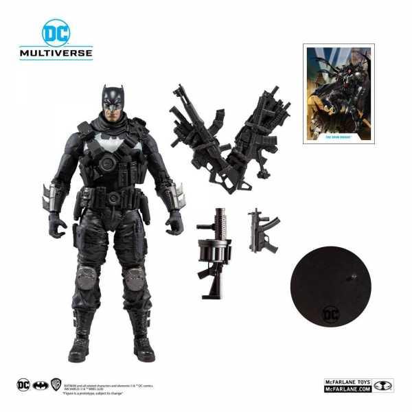 DC Multiverse Dark Nights Metal Grim Knight 18 cm Actionfigur