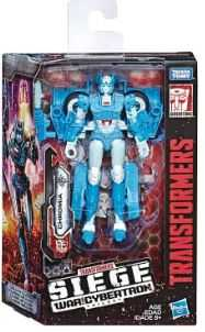 TRANSFORMERS GENERATIONS WAR FOR CYBERTRON: SIEGE DELUXE CHROMIA ACTIONFIGUR