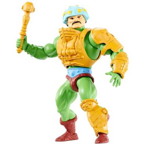 VORBESTELLUNG ! Masters of the Universe Origins Man-At-Arms Actionfigur US Version