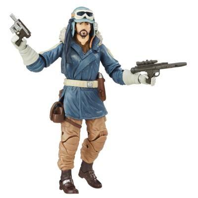 Star Wars Black Series Captain Cassian Andor (Eadu) Actionfigur
