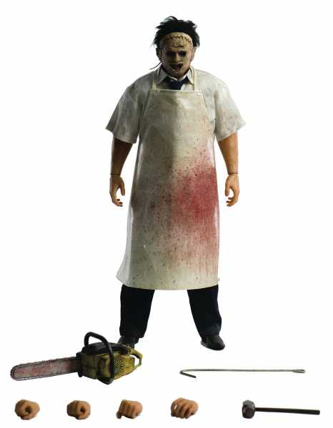 TEXAS CHAINSAW MASSACRE LEATHERFACE 1/6 SCALE ACTIONFIGUR