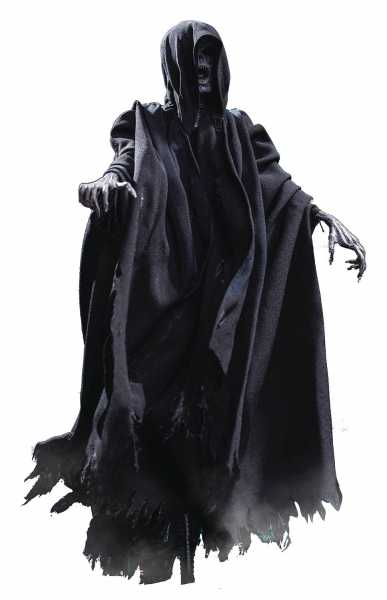 HARRY POTTER & THE GOBLET OF FIRE DEMENTOR 1/8 COLLECTIBLE ACTIONFIGUR DELUXE VERSION