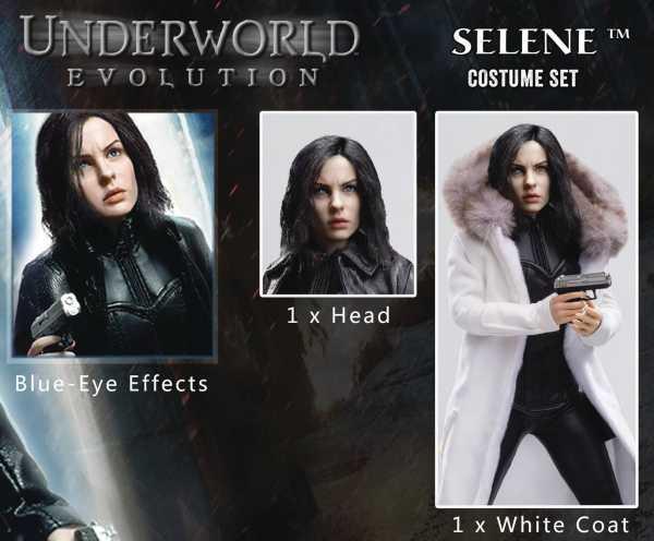 Underworld Evolution Zubehör-Set 2.0 für Actionfigur 1/6 Selene 1.0