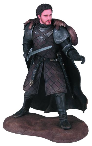 GAME OF THRONES ROBB STARK STATUE
