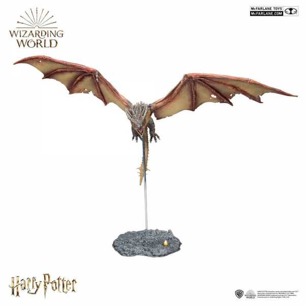 HARRY POTTER HUNGARIAN HORNTAIL DELUXE ACTIONFIGUR