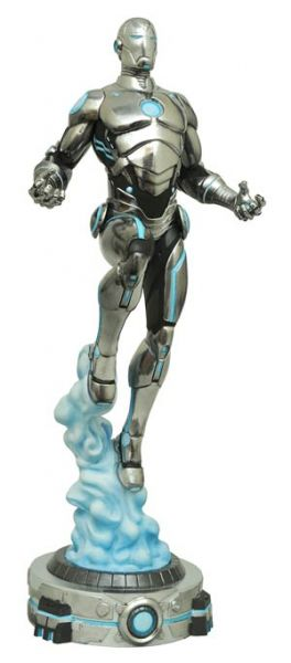 SDCC 2017 MARVEL GALLERY SUPERIOR IRON MAN VARIANT PVC STATUE