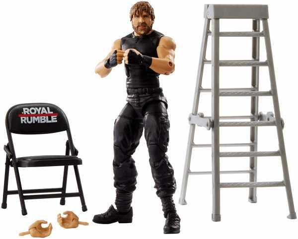 WWE ELITE COLLECTION DEAN AMBROSE ACTIONFIGUR