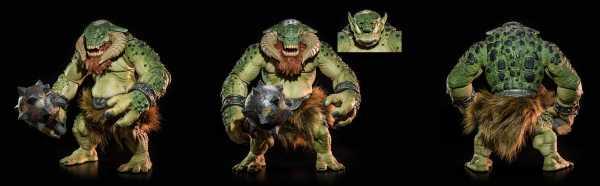 VORBESTELLUNG ! Mythic Legions All Stars 4 Forest Troll 2 Actionfigur