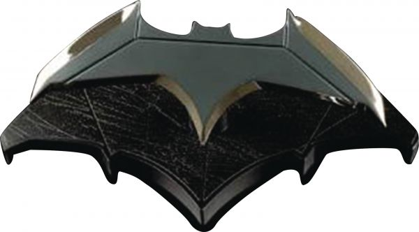 BATMAN VS SUPERMAN BATARANG REPLICA
