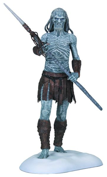 GAME OF THRONES WHITE WALKER STATUE