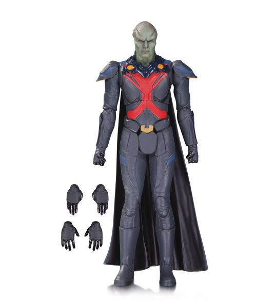 DCTV SUPERGIRL MARTIAN MANHUNTER ACTIONFIGUR