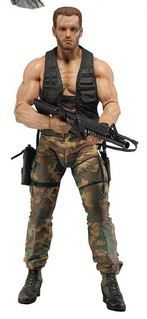 PREDATOR 30TH ANNIVERSARY JUNGLE ENCOUNTER DUTCH 17,5 cm ACTIONFIGUR