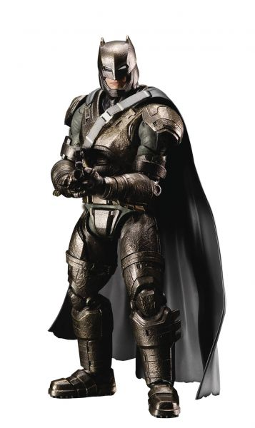 BVS DAH-004 DYNAMIC 8-CTION HEROES ARMORED BATMAN PX ACTIONFIGUR