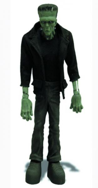 UNIVERSAL MONSTERS FRANKENSTEIN 9 INCH SCALE ACTIONFIGUR