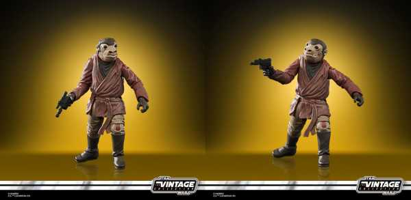VORBESTELLUNG ! Star Wars The Vintage Collection Zutton 3,75 Inch Actionfigur