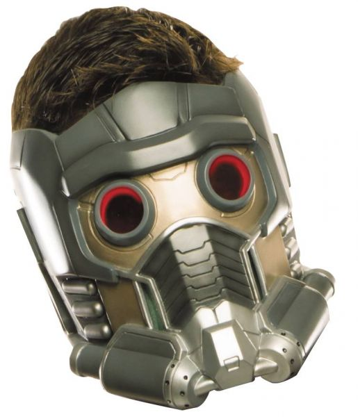 GRAND HERITAGE GUARDIANS OF THE GALAXY STAR-LORD HELMET MASK WITH LIGHTS