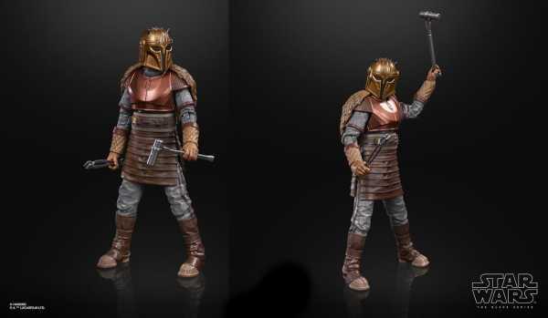 VORBESTELLUNG ! Star Wars The Black Series The Armorer (The Mandalorian) 6 Inch Actionfigur