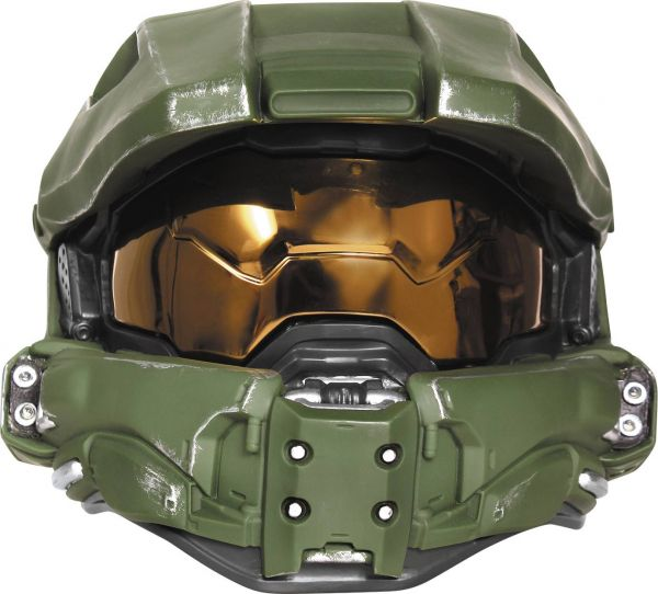 HALO MASTER CHIEF ADULT LIGHT-UP DELUXE ADULT HELMET