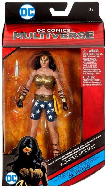 DC MULTIVERSE 15 cm DARK KNIGHT RETURNS WONDER WOMAN ACTIONFIGUR
