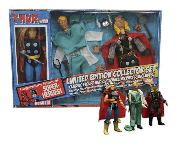 MARVEL THOR 20 cm RETRO ACTIONFIGUR