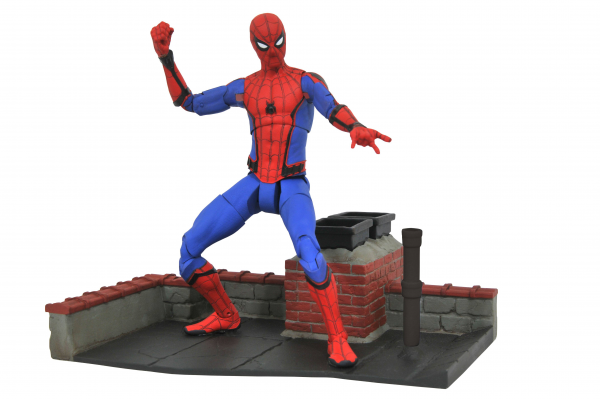 MARVEL SELECT SPIDER-MAN HOMECOMING MOVIE ACTIONFIGUR