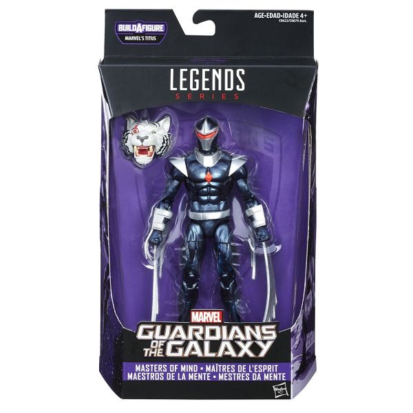 MARVEL LEGENDS GUARDIANS OF THE GALAXY 2 Darkhawk ACTIONFIGUR
