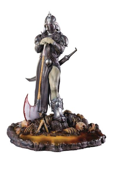 FRANK FRAZETTA DEATH DEALER 3 STATUE